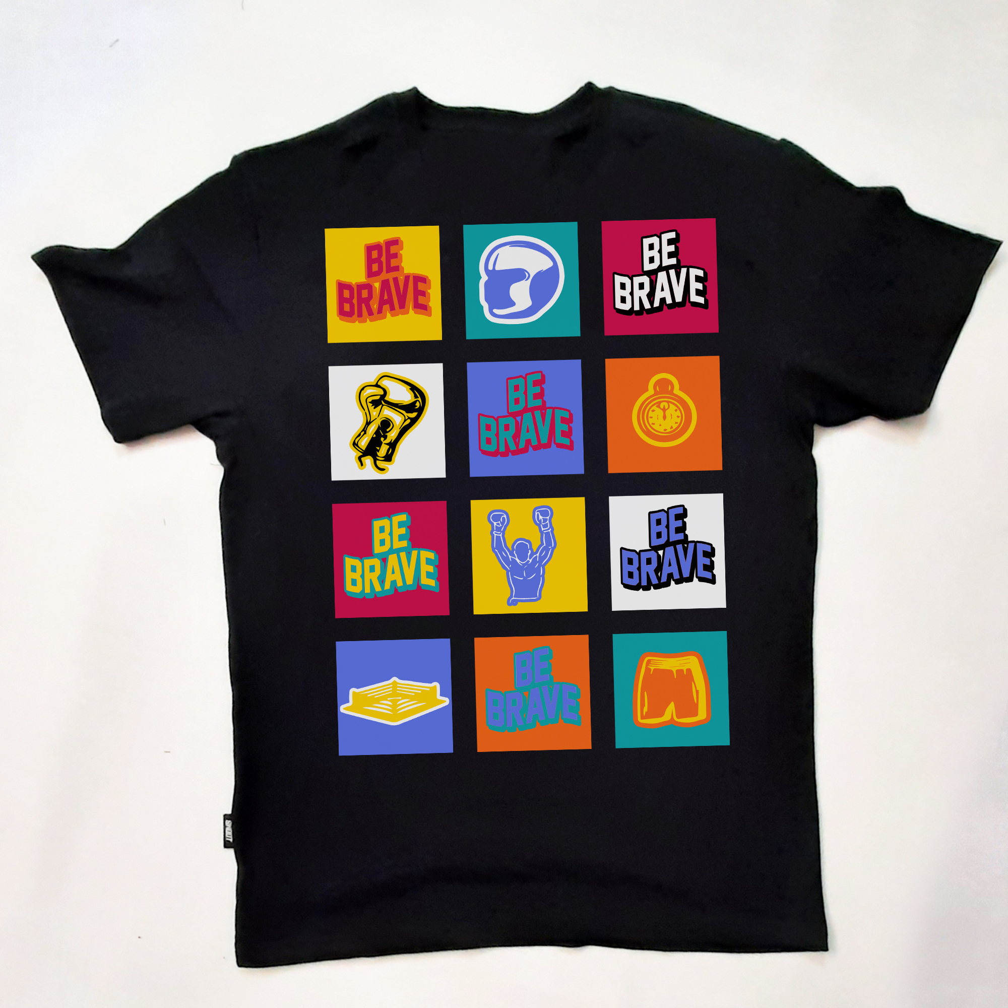 T-Shirt BE BRAVE ( PREORDER)
